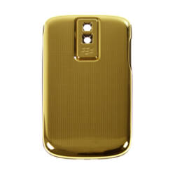 Akkufedél, Blackberry 9000 Bold, arany