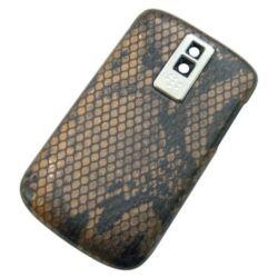 Akkufedél, Blackberry 9000 Bold, barna