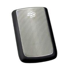 Akkufedél, Blackberry 9700 Bold, ezüst