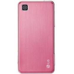 Akkufedél, LG GD510, rózsaszín