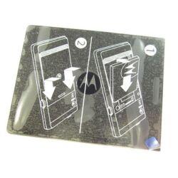 Akkufedél, Motorola A853 Milestone