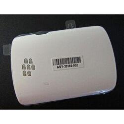 Akkufedél, Blackberry 9360 Curve, fehér