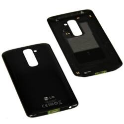 Akkufedél, LG D802 Optimus G2 (+NFC antenna), fekete