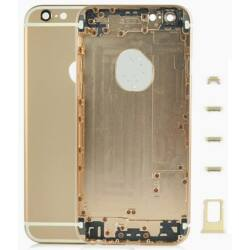 Hátlap, Apple iPhone 6, arany