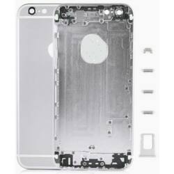 Hátlap, Apple iPhone 6, ezüst