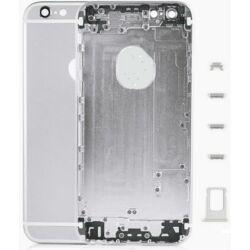 Hátlap, Apple iPhone 6 Plus, ezüst