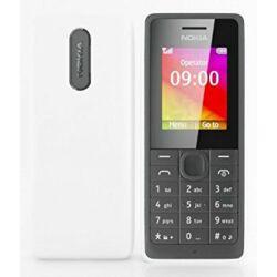 Mobiltelefon, Nokia 107 DualSIM, fehér