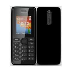 Mobiltelefon, Nokia 107 DualSIM, fekete