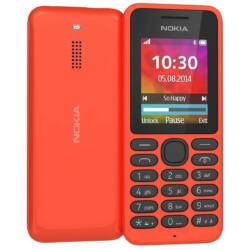 Mobiltelefon, Nokia 130 DualSIM, piros