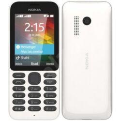 Telefon, Nokia 215 DualSIM, fehér