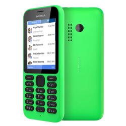 Telefon, Nokia 215 DualSIM, zöld