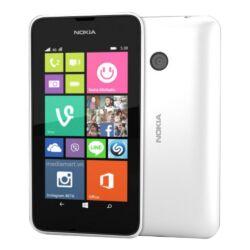 Telefon, Nokia Lumia 530, fehér