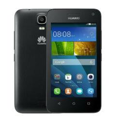 Mobiltelefon, Huawei Y360 Y3 DualSIM 3G, fekete
