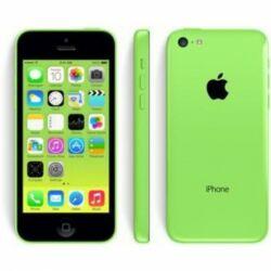 Mobiltelefon, Apple iPhone 5C 4G LTE 8GB, zöld