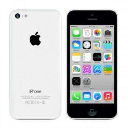 Mobiltelefon, Apple iPhone 5C 4G LTE 8GB, fehér