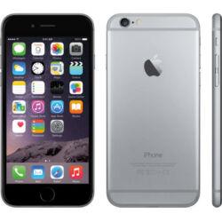 Mobiltelefon, Apple iPhone 6 128GB, szürke