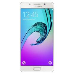 Mobiltelefon, Samsung A510F Galaxy A5 2016 DualSIM, fehér