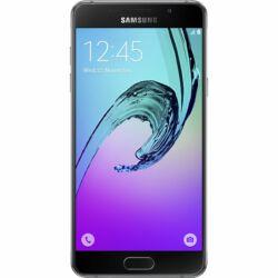 Mobiltelefon, Samsung A510F Galaxy A5 2016 DualSIM, fekete