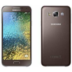 Mobiltelefon, Samsung E500 Galaxy E5 DualSIM 4G LTE 16GB, barna