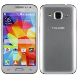 Mobiltelefon, Samsung G361 Galaxy Core Prime VE LTE, ezüst