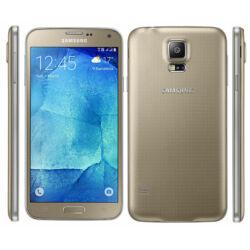 Mobiltelefon, Samsung G903 Galaxy S5 Neo, arany