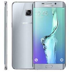 Mobiltelefon, Samsung G928 Galaxy S6 Edge Plus 64GB, ezüst