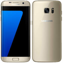 Telefon, Samsung G935F Galaxy S7 Edge LTE 32GB, arany