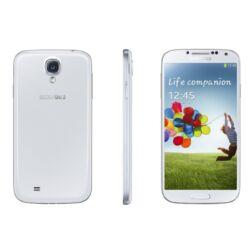 Mobiltelefon, Samsung i9505 Galaxy S4 LTE 4G 16GB, fehér