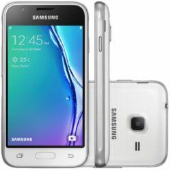 Telefon, Samsung J105H Galaxy J1 Mini DualSIM, fehér