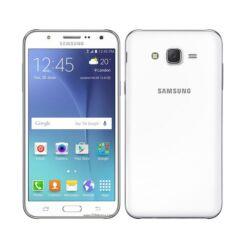 Telefon, Samsung J500 Galaxy J5 LTE, fehér