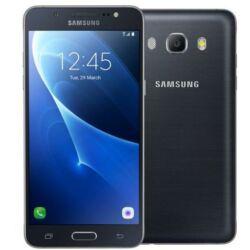 Mobiltelefon, Samsung J510F Galaxy J5 2016 DualSIM, fekete
