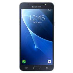 Mobiltelefon, Samsung J710 Galaxy J7 2016, fekete