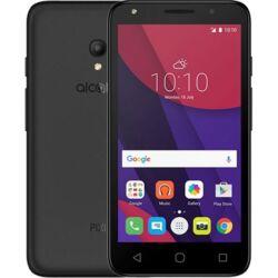 Telefon, Alcatel OT-5010 Pixi4 5'', fekete