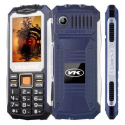 Mobiltelefon, Vkworld Stone V3S DualSIM, kék
