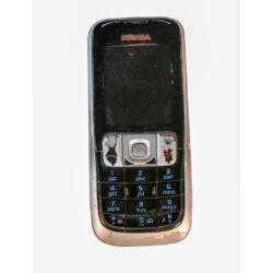 Mobiltelefon, Nokia 2630, fekete (Bontott)