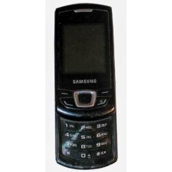 Mobiltelefon, Samsung E2550 (Bontott)