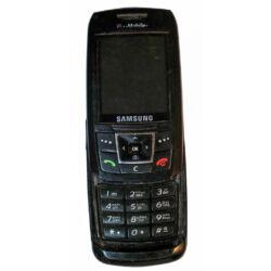 Mobiltelefon, Samsung E250 (Bontott)