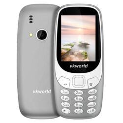Telefon, Vkworld Z3310, szürke