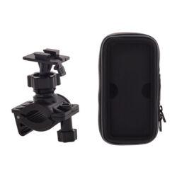Telefontartó kerékpárra, Apple iPhone 4, 5 (vízálló)
