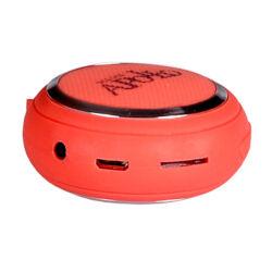Multimédia Hangszóró, Apollo Mini (Bluetooth és FM rádió), piros
