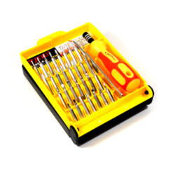 Csavarhúzó készlet, Jackly JK 6032-A (33 in 1)