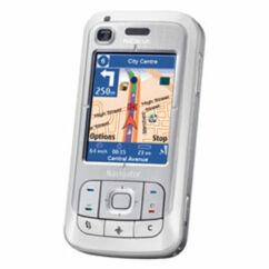 Nokia 6110 Nav elő+akkuf, Előlap, fehér