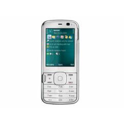 Nokia N79, Előlap, szürke