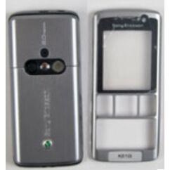 Sony Ericsson K610 komplett ház, Előlap, ezüst