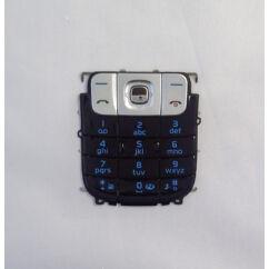 Nokia 2630 Classic, Gombsor (billentyűzet), ezüst-fekete