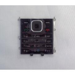 Nokia 5000, Gombsor (billentyűzet), fekete-ezüst
