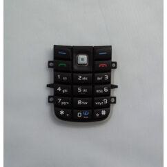 Nokia 6020/6021, Gombsor (billentyűzet), fekete