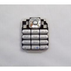 Nokia 6030, Gombsor (billentyűzet), ezüst