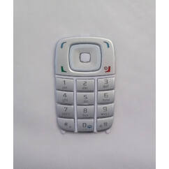 Nokia 6101, Gombsor (billentyűzet), fehér
