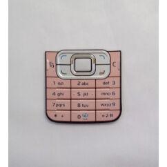 Nokia 6120 Classic, Gombsor (billentyűzet), rózsaszín